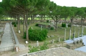 La antigua ciudad de Ostia (Roma) - Ostia-300x194