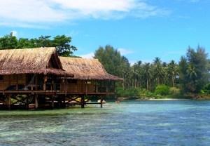 Nusa Island, paraíso del surf y el buceo. - Resort-300x208