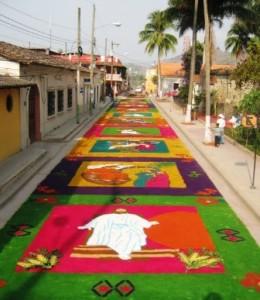 Comayagua (Honduras), un destino para Semana Santa - Alfombra-2012-260x300
