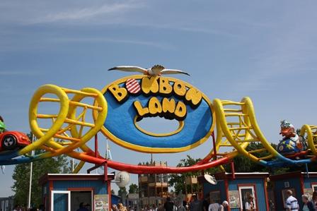 BonBon Land, un gamberro  parque temático en Dinamarca