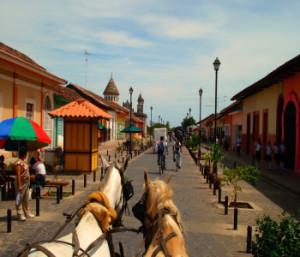 Granada: la Gran Sultana de Nicaragua. - granada-nicaragua-300x257