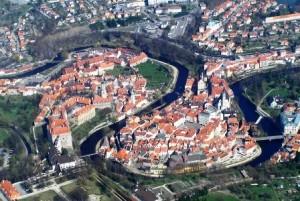 Cesky Krumlov, el tesoro del río Moldava - Cesky_krumlov-300x201