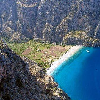 Valle de las Mariposas (Turquía)