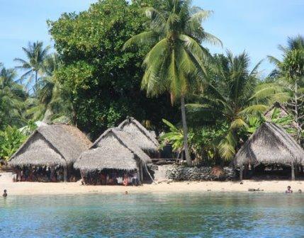 La Micronesia española