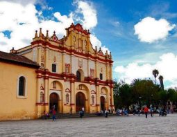 San Cristóbal de las Casas (Méjico) - Catedral-de-San-Cristobal-300x233
