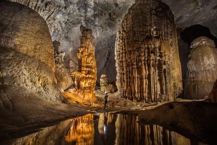 La gigantesca caverna de Hang Son Doong.