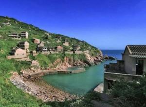 El pueblo verde de Zhoushan (China). - Pueblo-pesquero-abandonado-en-la-isla-Gouqi-300x220