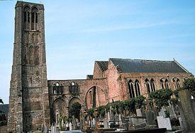 Damme (Bélgica) - Iglesia-de-Nuestra-Señora-300x205