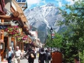 Banff (Canadá) - Turismo-en-Banff-300x225