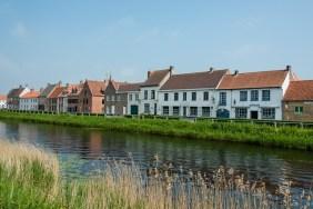 Damme (Bélgica) - napeleon_canal_in_damme_belgium-300x200