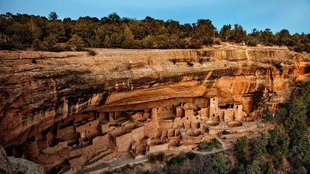 El Parque Nacional de Mesa Verde