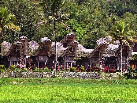 Sulawesi, el hogar de los Toraja