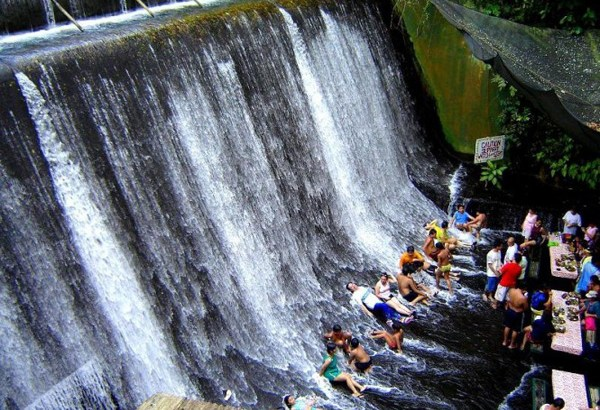 La cascada de Labassin