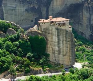 Los monasterios de Meteora (Grecia) - Meteora-300x260