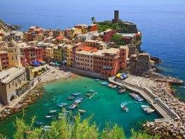 Las Cinco Tierras del Liguria - Vernazza-300x225
