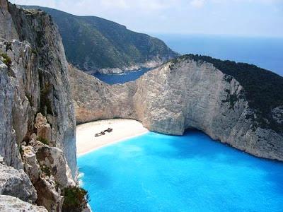 Playa Navagio (Grecia)