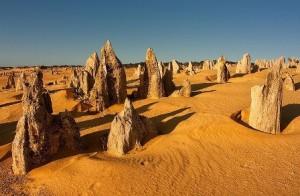Desierto de los Pináculos (Australia) - Pinnacles-desert-300x196