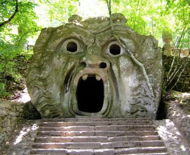 El Jardín de los Monstruos de Bomarzo