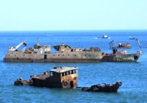 El cementerio de barcos de Nouadhibou - nouadhibou-nouakchott-300x211