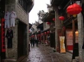 Fenghuang (China) - Fenghuang-street-Lydia-Zhu-300x222