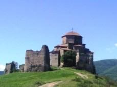 Mtskheta (Georgia) - jvari-1-300x224