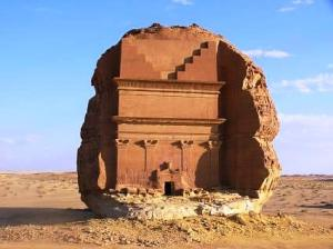 Mada'in Saleh (Arabia Saudí) - madain-saleh-300x224