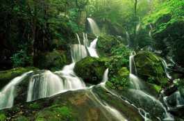 Cherrapunji: el lugar más lluvioso del mundo. - water-fall-1-300x197