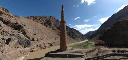 El Alminar de Jam y sus restos arqueológicos