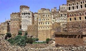 Al Hajjarah, ciudad medieval de rascacielos - al-hajjarah-yemen-pueblo-edificios-7-300x177
