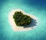 Día de los enamorados: viajes a la isla del corazón - tavarua-fiji-heart-300x258
