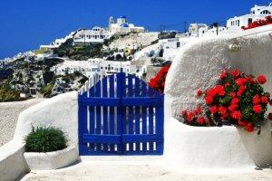 Cruceros por las Islas Griegas - Santorini_Cyclades_Islands_Greece-300x200