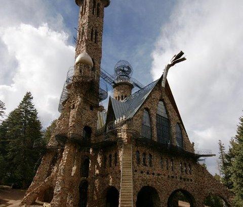 Bishop Castle: Una fantasía medieval en Colorado
