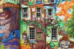 Kelburn: el castillo de los grafitis - a_123048695-a-300x200