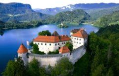 Bled, una de los lugares más bellos de Eslovenia - Castillo-de-Bled-300x193