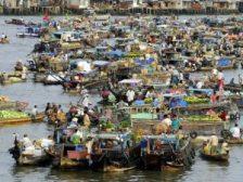 El mercado flotante de Cai Rang - Mercado_flotante_Can_Tho-300x225