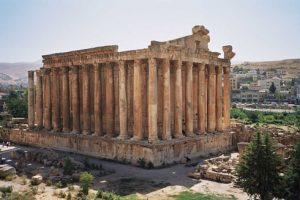 La Heliópolis de Baalbek - templo-baco-baalbek-libano-300x200