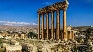La Heliópolis de Baalbek - templo-de-jupiter-300x169
