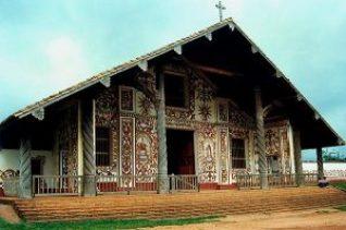 Valle de Tucavaca (Bolivia) - Iglesia-300x199