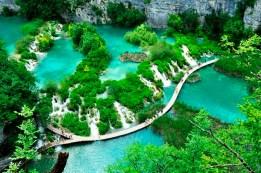 Lagos de Plitvice (Croacia) - Parque-Nacional-Dos-Lagos-Plitvice-2-300x199