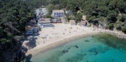 5 playas tranquilas en pleno Mediterráneo - Aigua-Blava-Begur-Costa-Brava-4-300x147