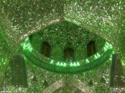 Shah Cheragh: el mausoleo luminoso - Cúpulajpg-300x225