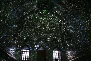 Shah Cheragh: el mausoleo luminoso - Mausoleo-300x200