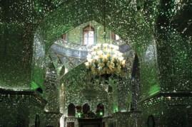 Shah Cheragh: el mausoleo luminoso - Shah-Cheragh-iran-bizarresia-3-300x200