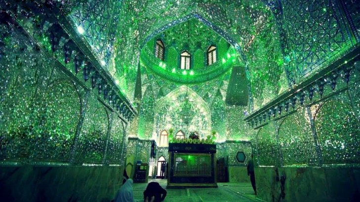 Shah Cheragh: el mausoleo luminoso