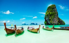 Los 5 destinos de viaje más trending - Tailandiaamena-300x188