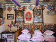 Zalipie, el pueblo de las flores - 17-Polonia-011-300x225