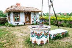 Zalipie, el pueblo de las flores - Malowana-wieś-Zalipie-czy-jest-przereklamowana-47-300x199