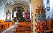 Zalipie, el pueblo de las flores - church-paint-zalipie-poland-PAINT0217-300x188