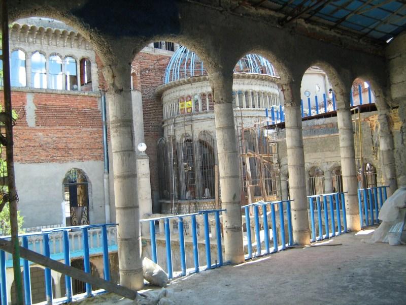 La Catedral de Justo - Claustro