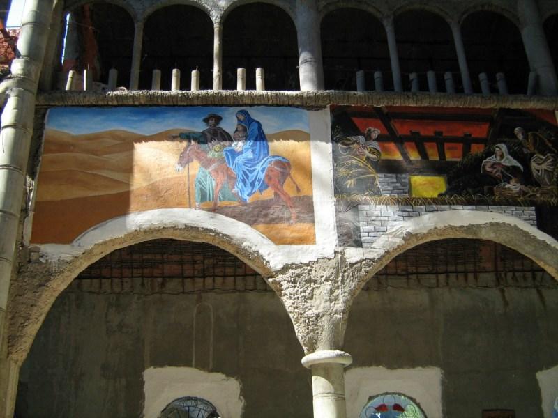 La Catedral de Justo - Escenas del Evangelio.